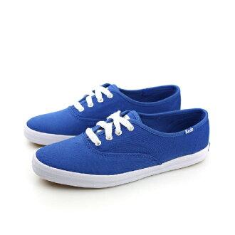 Keds 布鞋 藍 女款 no176