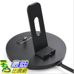 [106玉山最低比價網] Lightning 8Pin / Micro USB 桌上型鋁合金充電底座 蘋果安卓iphone充電底座 三星S6手機充電座充