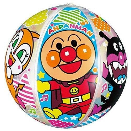 【真愛日本】18051500019鈴鐺充氣氣球玩具-ANP麵包超人細菌人玩具兒童玩具充氣氣球玩具球
