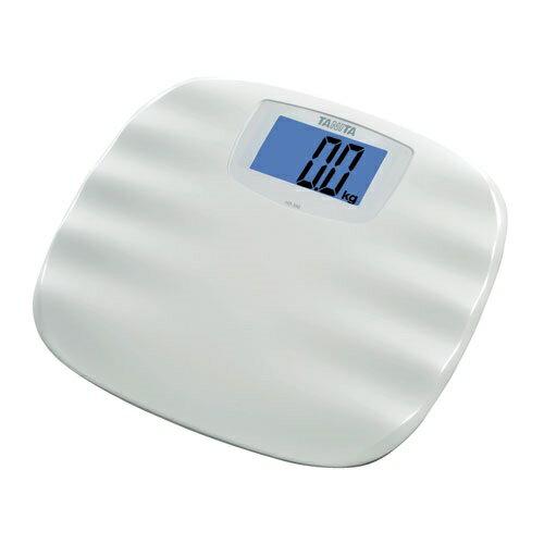 TANITA 塔尼達 電子體重計 HD390【白色】