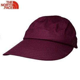 [ THE NORTH FACE ] 梭織帽 石榴紅 / 遮陽帽 棒球帽 寬沿帽 / 公司貨 NF0A2ZCXHBM