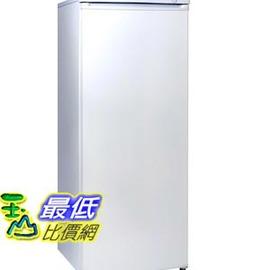 [COSCO代購 如果沒搶到鄭重道歉] Frigidaire 富及第 185公升 直立式冷凍櫃 FFU07M1HW W23176