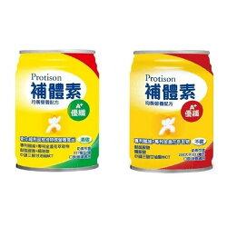 補體素 優纖A+液體 不甜/清甜 237ml*24罐/箱 加贈3瓶★愛康介護★