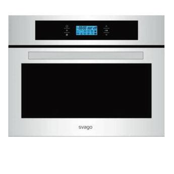 櫻花代理 義大利 svago享樂 SK1664 嵌入式蒸烤箱 ※熱線07-7428010