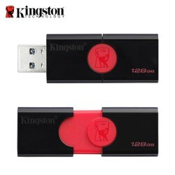 金士頓 Kingston DataTraveler 106 高速伸縮隨身碟 最新款 DT106