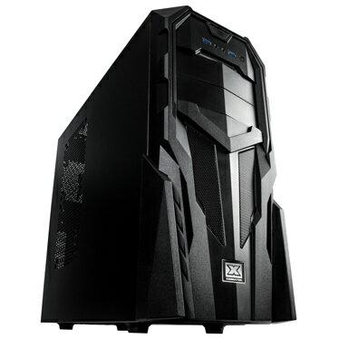 Xigmatek Shockwave 衝擊波 USB 3.0 三大八小 電腦機殼 黑色