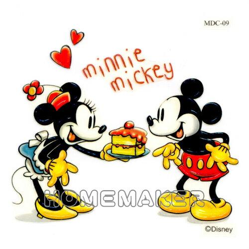 Disney 立體轉印貼紙 HS-MDC09