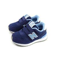 New Balance 美國慢跑鞋/跑步鞋推薦New Balance 313系列 運動鞋 魔鬼氈 藍色 小童 童鞋 FS313NVI-W no473