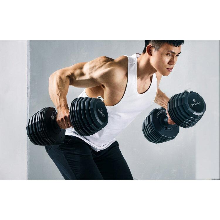 Byzoom Fitness 50LB 調整式啞鈴 [單支售] 預購