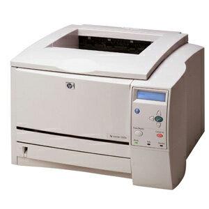 HP LaserJet 2300N Laser Printer - Monochrome - 1200 x 1200 dpi Print - Plain Paper Print - Desktop - 25 ppm Mono Print - Letter, Legal, Executive, Letter - 700 sheets Standard Input Capacity - 50000 Duty Cycle - Manual Duplex Print - Ethernet 3