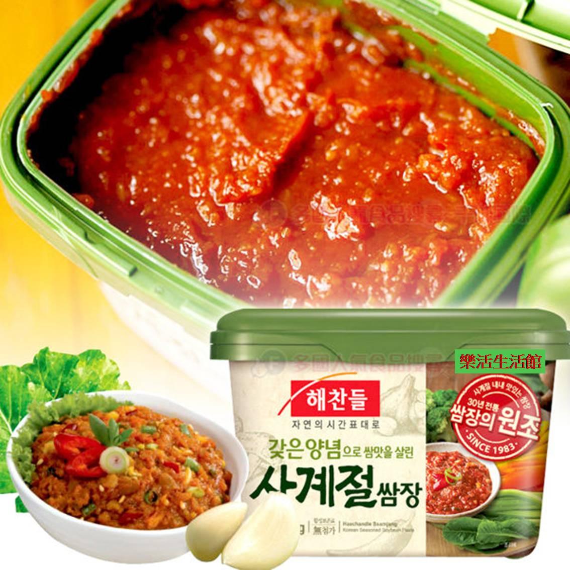韓國 CJ 豆瓣醬 拌飯醬 生菜沾醬  【樂活生活館】