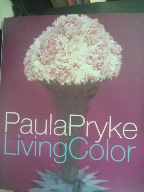 【書寶二手書T5/設計_ZDC】Living Color_Pryke, Paula