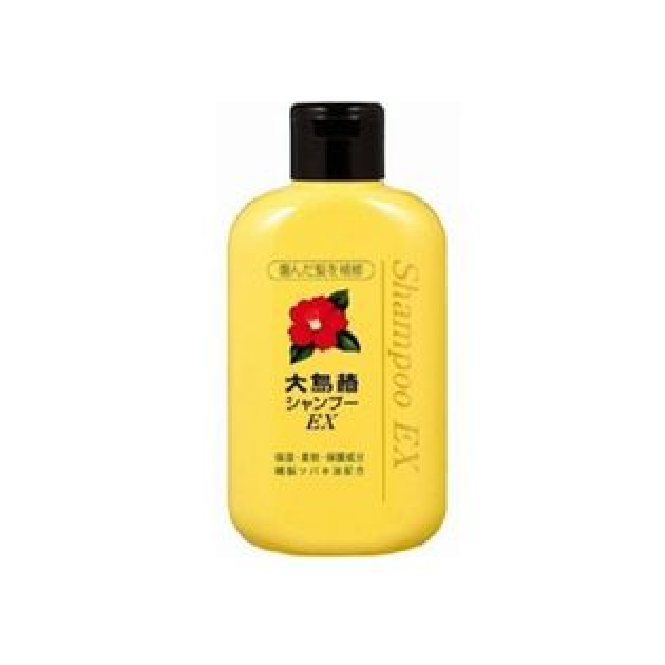 大島椿EX頂級精粹潔髮露300ML瓶◆德瑞健康家◆
