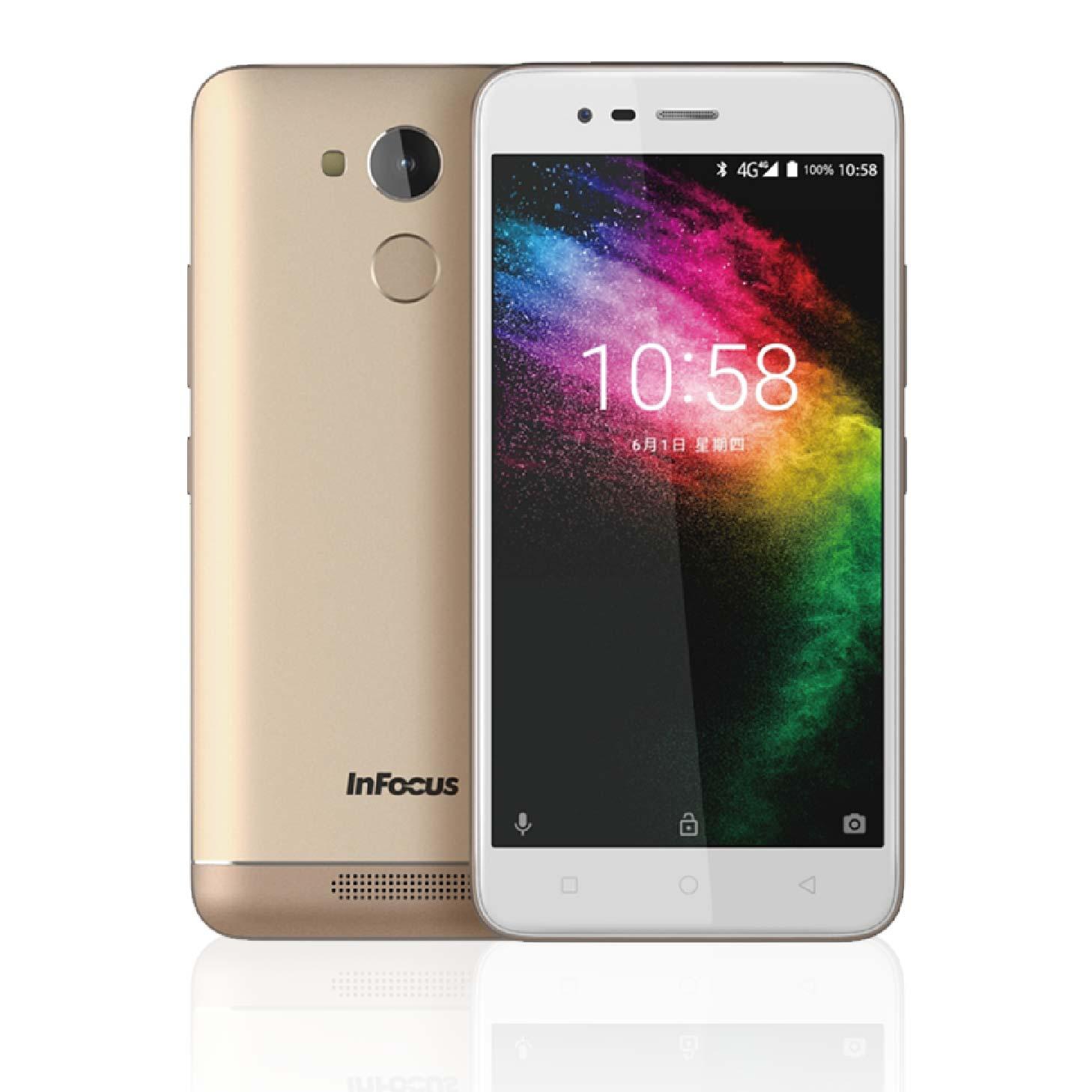 【InFocus】 M5s 四核心 3G RAM / 32G ROM  大容量電池