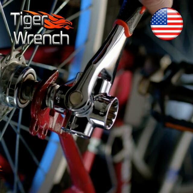 美國Tiger wrench 48合1萬用套筒扳手神器(新一代)-獨家總代理 1