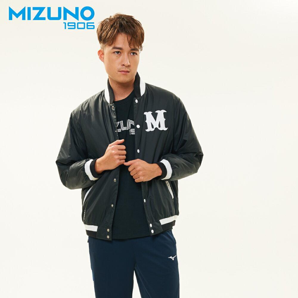 MIZUNO SPORTS STYLE 男款夾克 D2TE957109(黑)【美津濃MIZUNO】