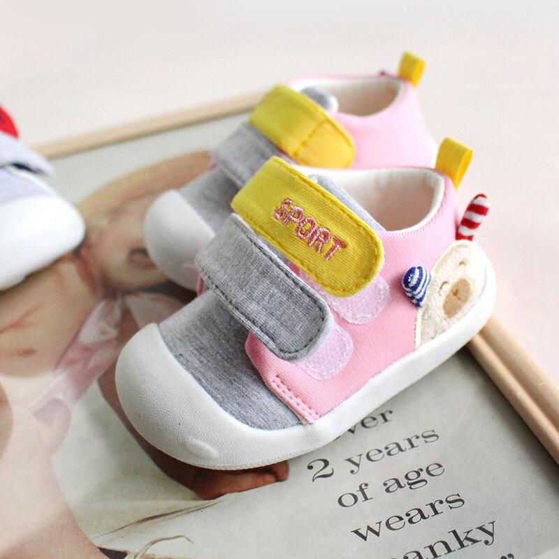 馬上出貨【FK-18206F】外銷日本可水洗熊寶寶鞋+襪子套組_Shoes Party 1