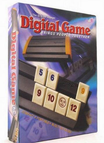 以色列 拉密牌(小號) 數字 遊戲牌 磚塊 魔力橋 小乖蛋正品 數字麻將 拉密數字牌 桌遊【塔克】