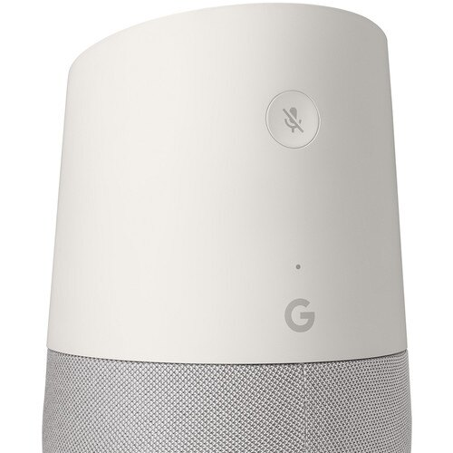 Google Home (White Slate) Android & Higher iOS, Dual-Band Wi-Fi Connectivity 5