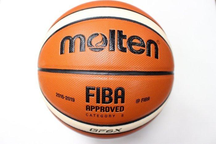 【H.Y SPORT】MOLTEN BGF6X GF6X 6號籃球 女生 室內外 合成皮 籃球 大專聯賽指定