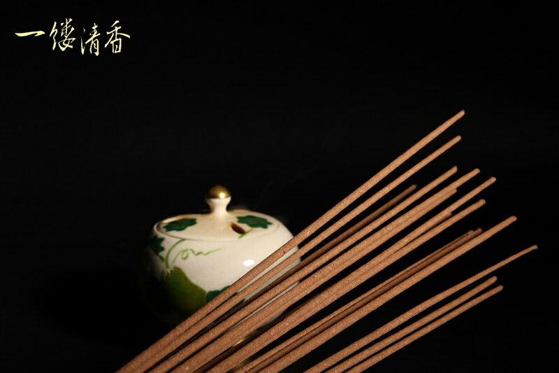 一縷清香 [BT04尺三高級檀香] 台灣香 沉香 檀香 富山 如意  印尼 越南 紅土 奇楠 大樹茶