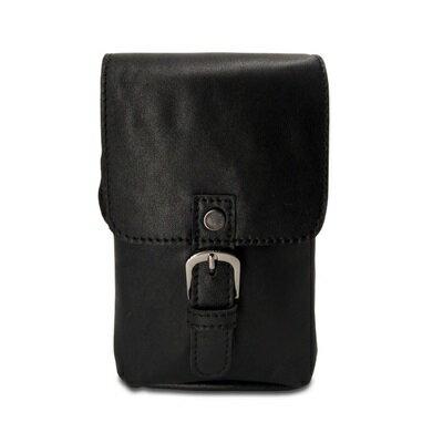 腰包真皮小掛包-6.5吋經典純色牛皮男包包5色73tr12【獨家進口】【米蘭精品】