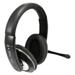 廣鼎 JAZZ - 520 頭戴式耳機麥克風【三井3C】