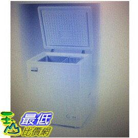 [COSCO代購 如果沒搶到鄭重道歉] 富及第 100L 商用臥式冷凍櫃FRT-1007HZ W108105