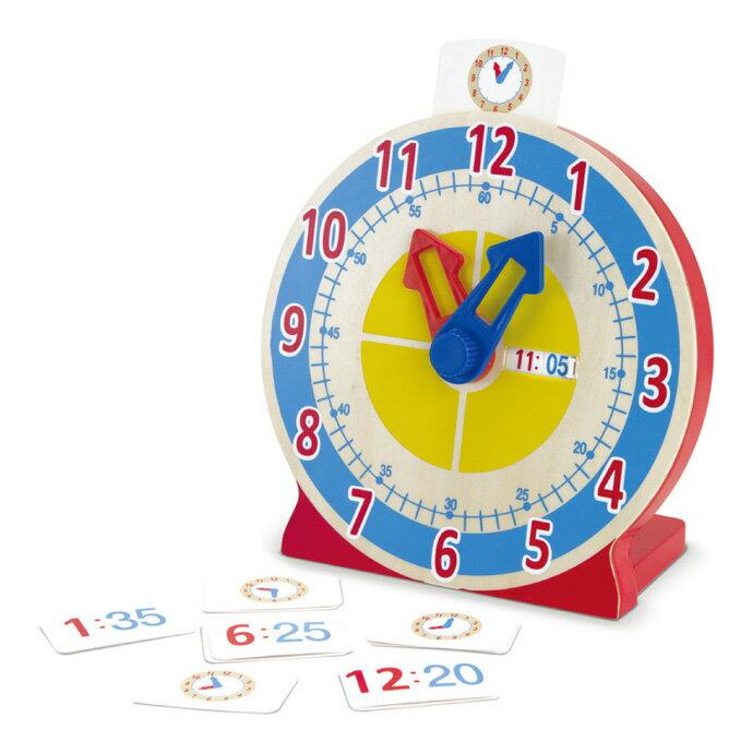 ~華森葳兒童教玩具~數學教具系列~時鐘學習機 N7~4284