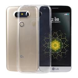 亞特米:Ultimate-LGG5清新全透軟質保護殼清新全透軟質保護殼TPU手機保護套清水套透明殼