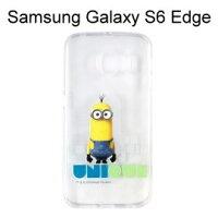 小小兵手機殼及配件推薦到小小兵透明軟殼 [背影] Samsung G9250 Galaxy S6 Edge【正版授權】就在利奇通訊推薦小小兵手機殼及配件