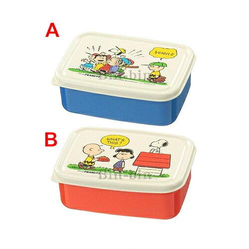 史努比 保鮮盒570ml/049-654/049-655