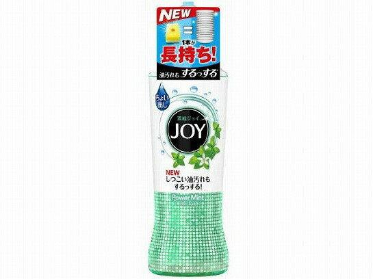 日本製 P&G JOY 速淨除油濃縮洗碗精 190ml 薄荷香 *夏日微風*