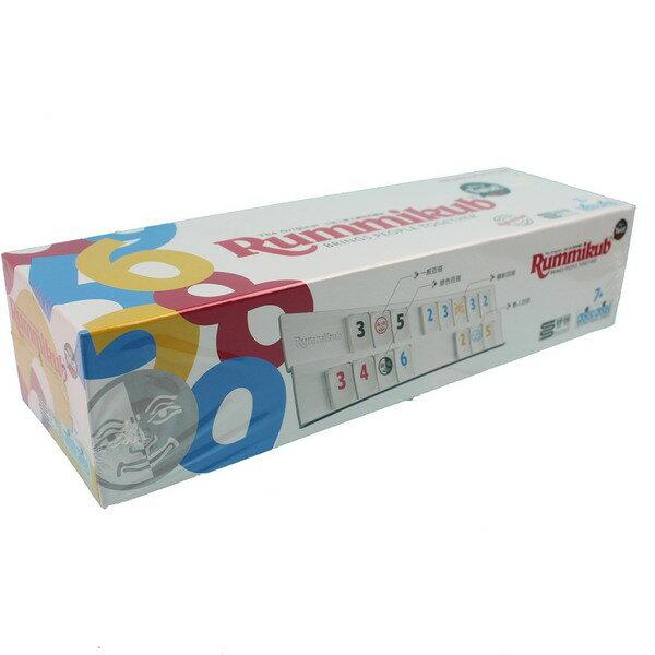 Rummikub Twist Pillar 拉密變臉版(柱型盒) NO.8601/一盒入{促950} 拉密數字磚塊牌 拉米牌遊戲 桌遊 拉密牌 以色列麻將 拉密數字牌~佳0542002