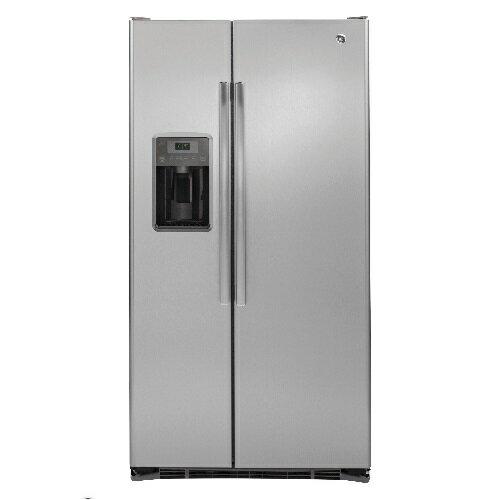 <br/><br/>  GE奇異  GZS22DSSS 702L 薄型對開門冰箱【零利率】<br/><br/>
