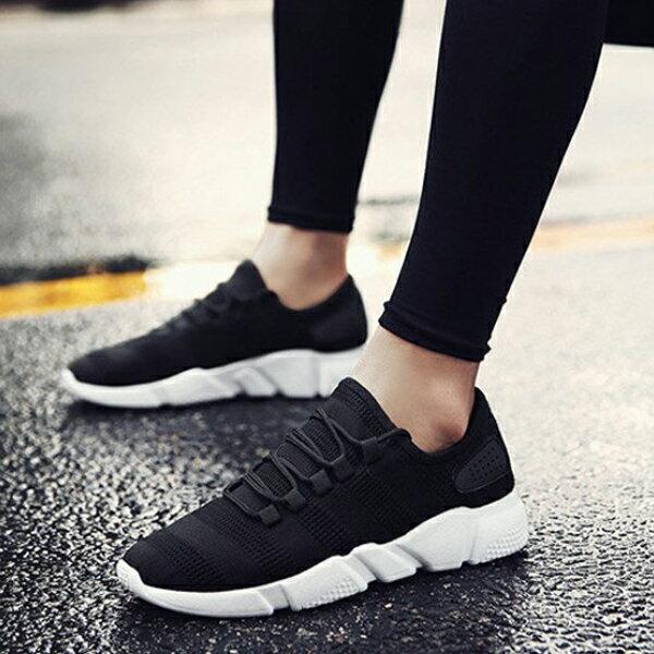 輕量襪套式運動鞋(3色)