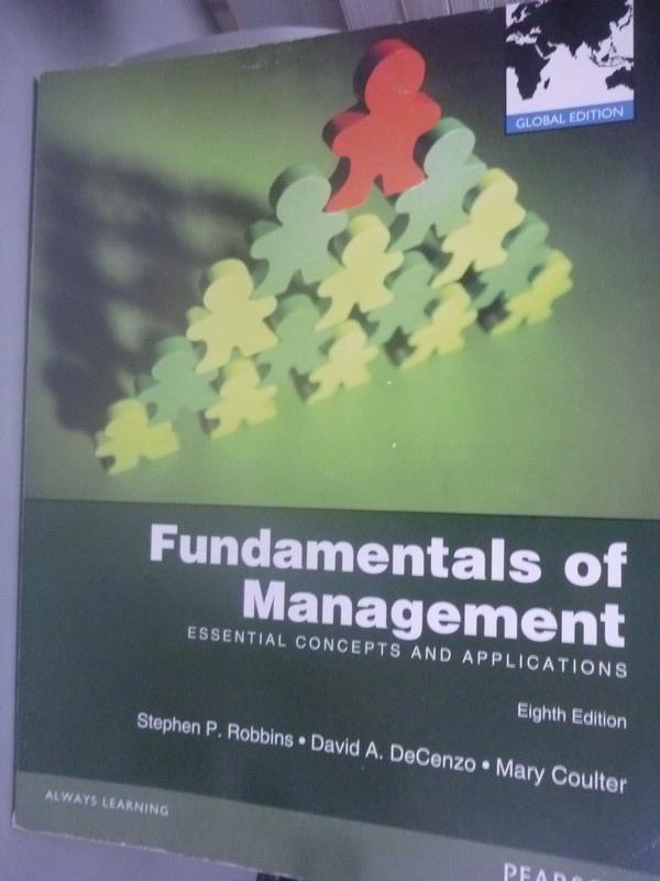 ~書寶 書T4/大學商學_ZGO~Fundamentals of Management_R