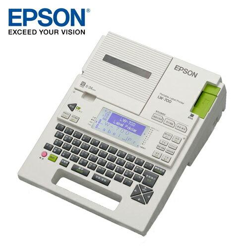 EPSON LW-700 可攜式標籤機 (含變壓器)(C51CA63030)★★★全新原廠公司貨含稅附發票★★★