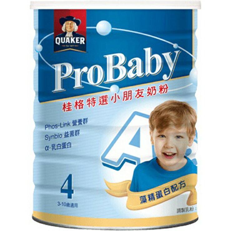 -典安-桂格系列 桂格特選小朋友奶粉 藻精蛋白配方 1500公克(超取1單限制2罐)
