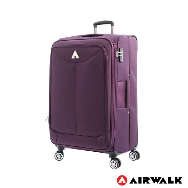 AIRWALK LUGGAGE - 【禾雅】尊爵系列 紫色的溫度28吋行李箱 - 爵士紫