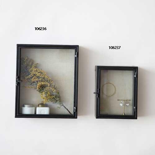玻璃面霧鐵集物盒