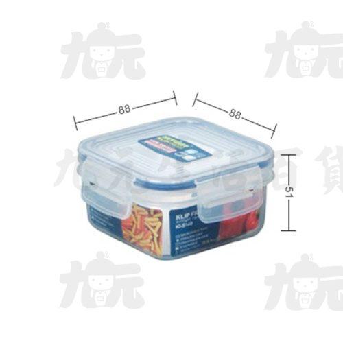 【九元生活百貨】聯府KI-S140天廚方型保鮮盒KIS140