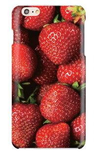 【人人商行】3D滿版硬殼-RF01.吃一口草莓(亮面)