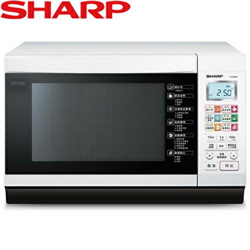 SHARP 夏普 R-T28NC(W) 變頻微波爐 27L (烘燒烤)