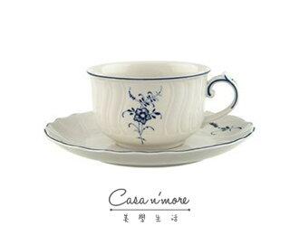 Villeroy&Boch唯寶 Viex Luxemburg 老盧森堡系列 茶杯 咖啡杯盤 組合 德國製造