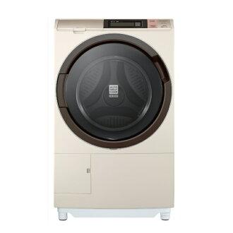HITACHI 日立 SFSD6200W 尼加拉飛瀑滾筒式洗脫烘洗衣機(左開)(香檳金) ※熱線07-7428010