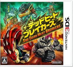 [刷卡價] (現貨) 3DS 死亡熱力破碎機 The Dead Heat Breakers  日文版 (日規機專用)
