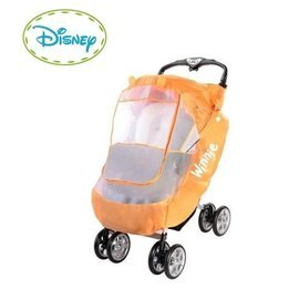 vivibaby - 迪士尼維尼雙向推車用雨罩(維尼) 813元 (現貨二組)