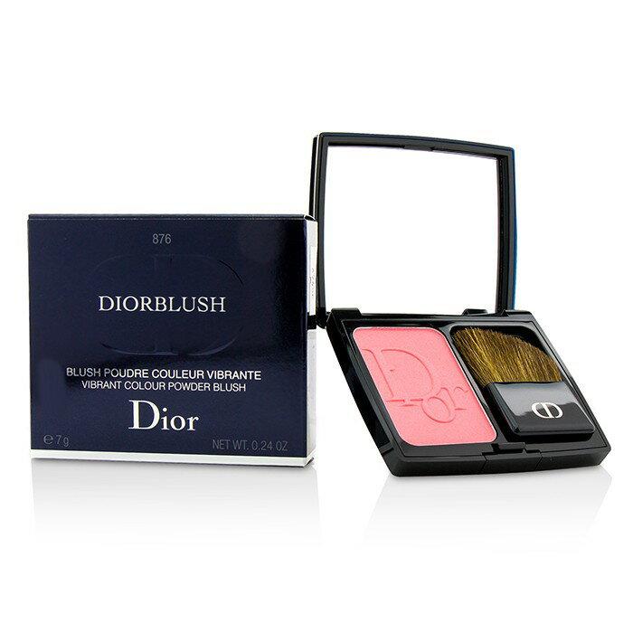Christian Dior 迪奧 迪奧亮妍腮紅盤 #876 HAPPY CHERRY 7g/0.24oz
