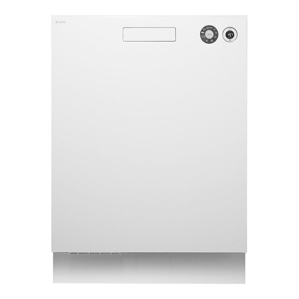 【ASKO 賽寧】嵌入式洗碗機-白色-無安裝服務 (DBI133I.W.TW)